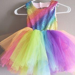 Other - Rainbow sequin tutu